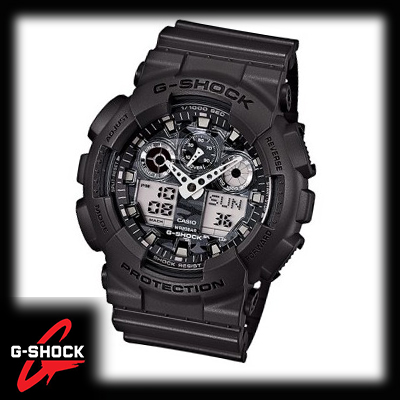 CASIO Casio G-SHOCK G- shock GA-100CF-8A foreign countries model watch   parallel import goods  572843010b97