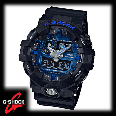 hot sales c954c ee02d CASIO Casio G-SHOCK G- shock GA-710-1A2 foreign countries model watch
