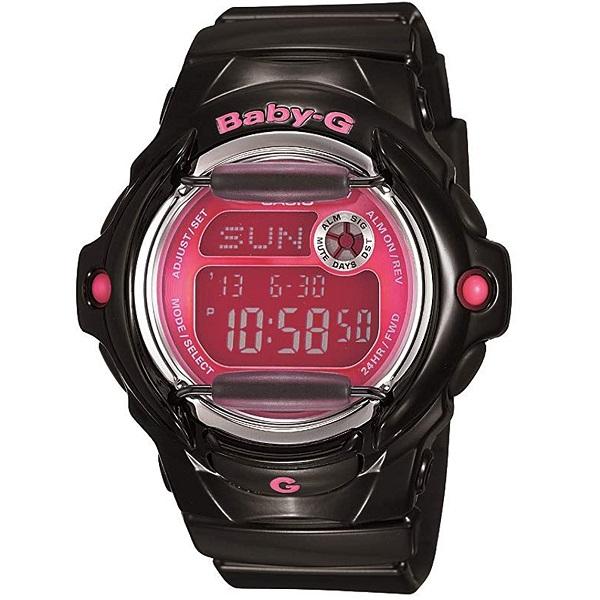 CASIO 腕時計 BABY-G ベイビーG 海外 カラーディスプレイ Color Display BG169R-1B 卸直営 レディース あす楽 海外モデル 並行輸入品 カシオ