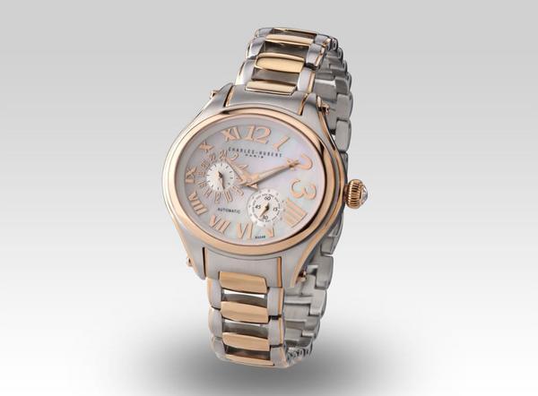CHARLES HUBERT PARIS チャールズ・ヒューバート・パリ 腕時計 X0243-020 レディース