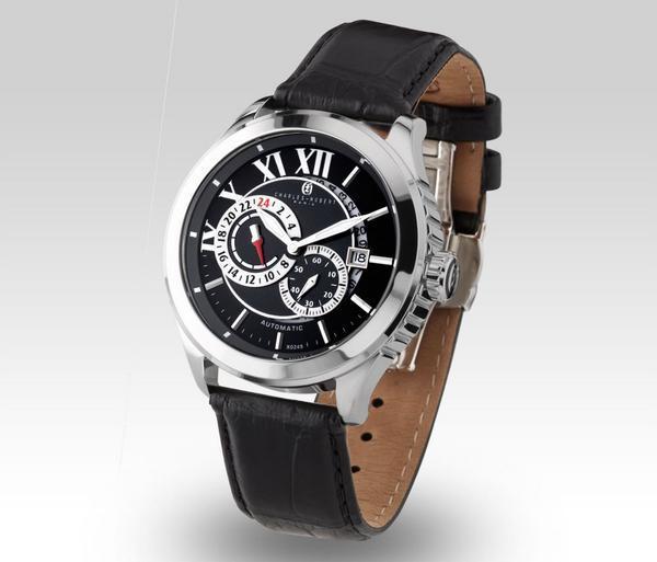 CHARLES HUBERT PARIS チャールズ・ヒューバート・パリ 腕時計 X0249-010 メンズ