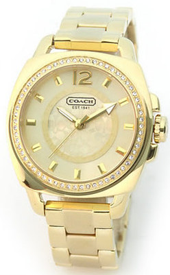【最安挑戦】 COACH コーチ 腕時計 14501308 レディース