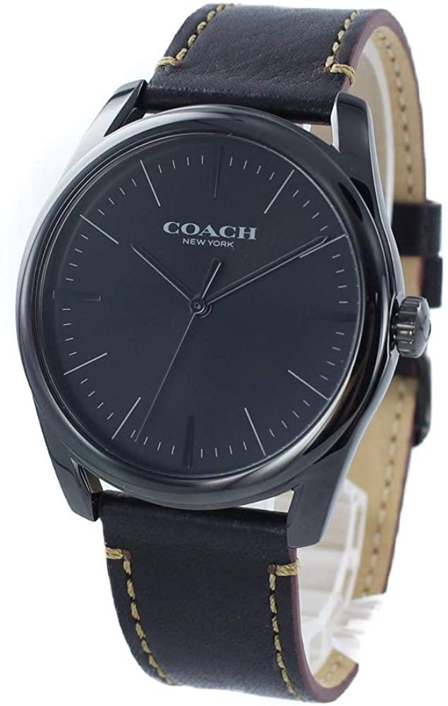 あす楽 送料無料 『1年保証』 ラッピング無料 COACH 並行輸入品 14602400 コーチ腕時計 メンズ 売れ筋ランキング