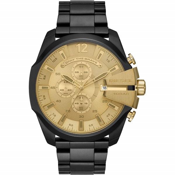 ラッピング無料 送料無料 DIESEL ディーゼル 腕時計 クロノグラフ 全品送料無料 DZ4485 送料無料でお届けします 並行輸入品 メンズ