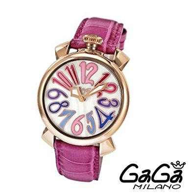 【スーパーセール価格】【スーパーSALE】GAGA MILANO(ガガミラノ) 腕時計 50211【並行輸入品】