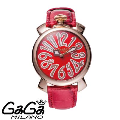timeless design f0d27 80bd8 絶対一番安い GAGA MILANO(ガガミラノ) 腕時計 502110 贈り物