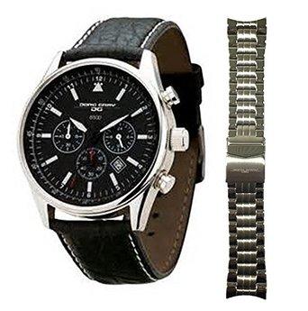 【JORG GRAYオリジナルメタルバンド付き!】Jorg Gray ヨーググレイ 腕時計 JG6500 ブラック メンズ
