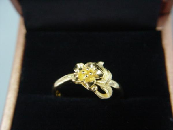 K24 純金 999.9 指輪 980 正規品,限定SALE