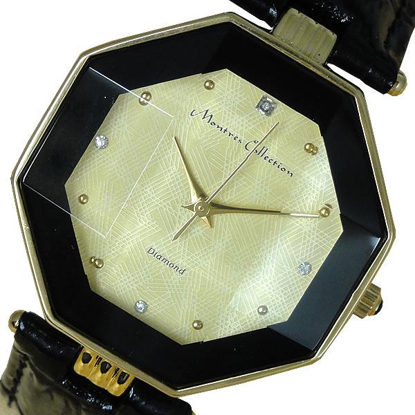 Montres Collection メンズウォッチ MC-8000-2 [並行輸入品]