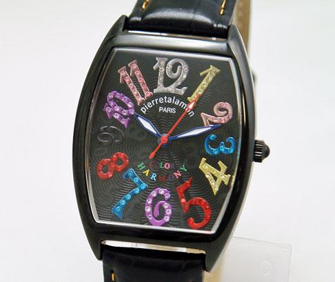 ラッピング無料 即日発送可能 Pierre Talamon 入荷予定 ピエール タラモン 40%OFFの激安セール メンズ 腕時計 PT-8000H-2