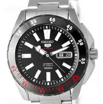 SEIKO セイコー 腕時計 SRP361K1 メンズ SEIKO 5 セイコーファイブ AUTOMATIC 自動巻き 並行輸入品
