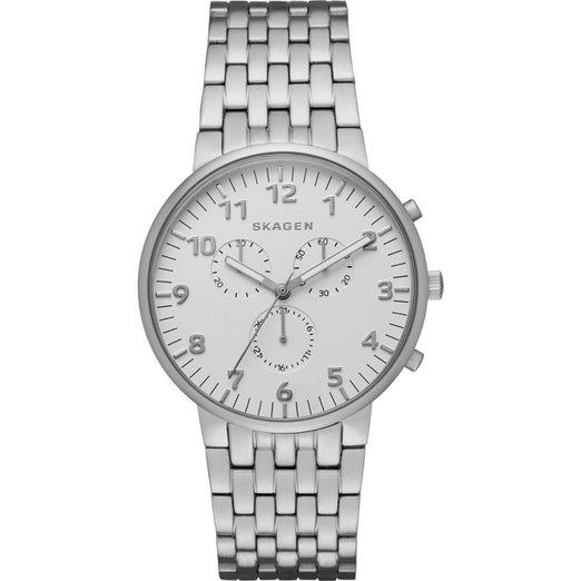 送料無料 ラッピング無料 高価値 SKAGEN スカーゲン 今だけさらにもう1本 腕時計 メンズ 新作通販 skw6231