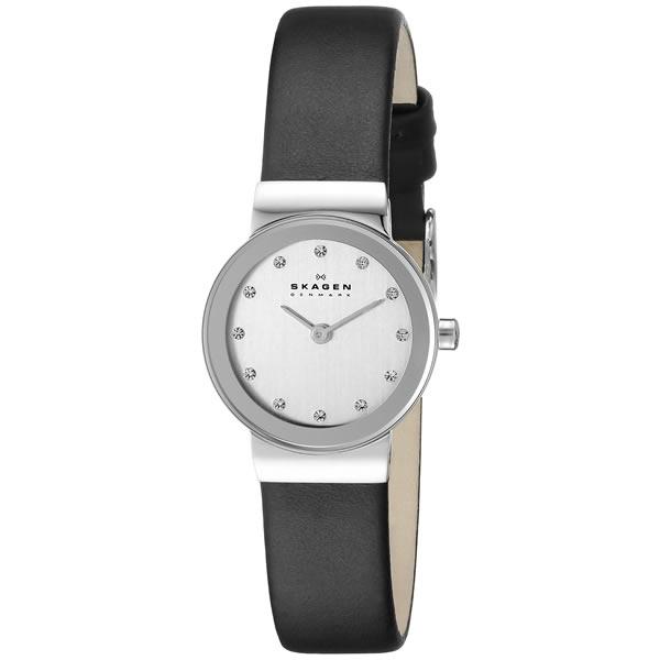 ラッピング無料 ◆在庫限り◆ 交換無料 SKAGEN スカーゲン レディース 腕時計 358XSSLBC