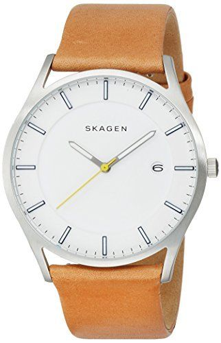 送料無料 ラッピング無料 結婚祝い SKAGEN スカーゲン 腕時計 SKW6282 特別セール品 メンズ 今だけさらにもう1本 ANCHER Men's Watch Display Quartz メンズ腕時計 Analog Skagen