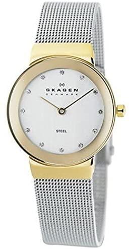 送料無料 ラッピング無料 SKAGEN スカーゲン レディース 記念日 腕時計 在庫処分 358SGSCD 並行輸入品