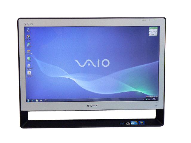 SSD Windows ランキング総合1位 10 選択可 VPCJ138FJ ホワイト SONY ソニー デスクトップパソコン 一体型 営業 Windows7 中古パソコン 送料無料 中古 CS 本体 ブルーレイ Core 地デジ 4GB 1TB i5 デスクトップ BS