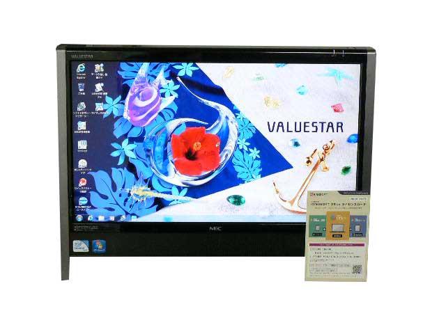 SSD Windows 10 選択可 VN370 A ブラック NEC エヌイシー デスクトップパソコン 一体型 送料無料激安祭 高級 デスクトップ 中古 Windows7 中古パソコン 送料無料 DVD Celeron 地デジ 4GB 本体 500GB