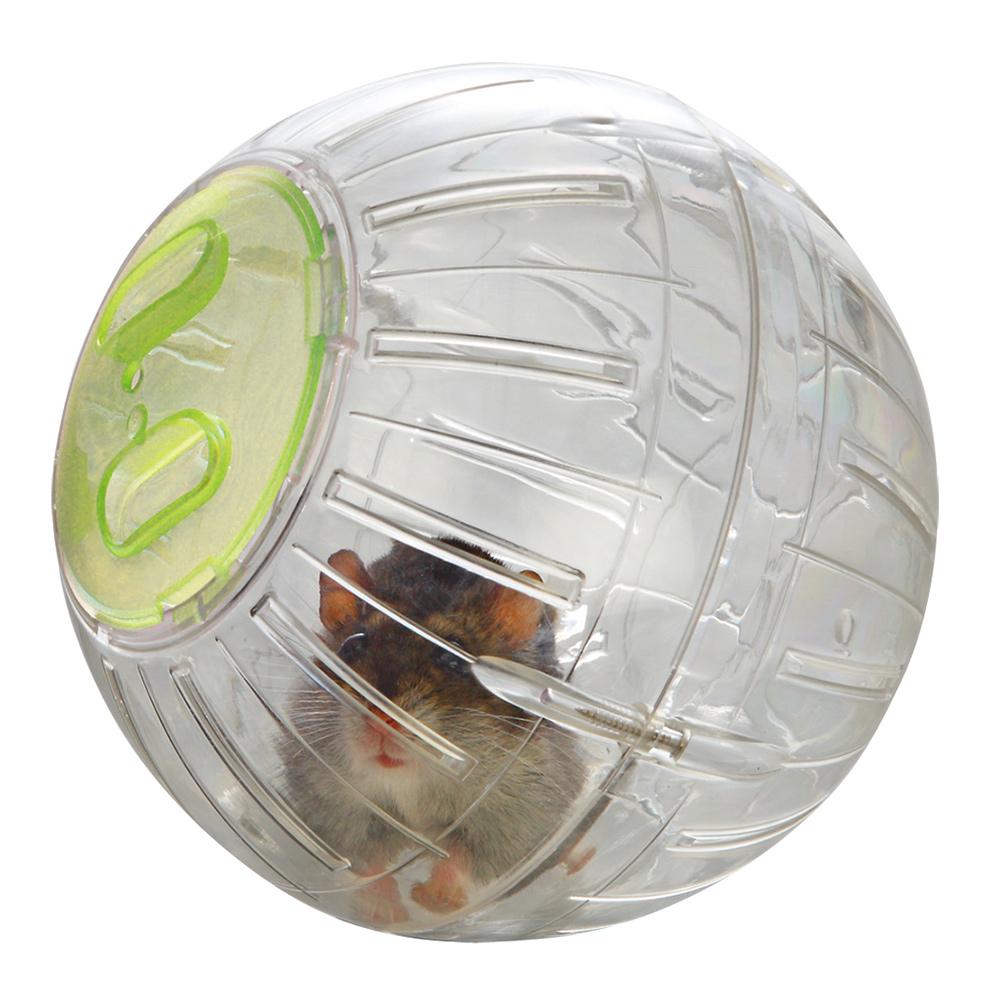 [マルカン]ジャンガリアン・ゴールデンなどのハムスター用ハムちゃんのプレイボール(Mサイズ)