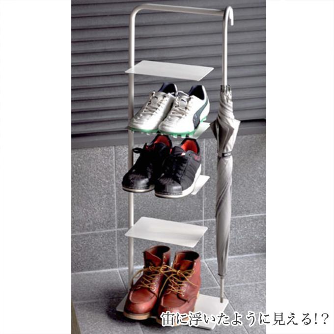 シューズラック 5 シューズラックおしゃれ 省スペース 玄関収納 靴置き スリッパラック ブーツラック 玄関 スリム かっこいい シンプル 靴収納 省スペース コンパクト ディスプレイ 靴箱 シューズボックス