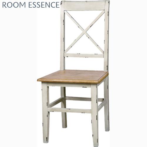 ダイニングチェア ダイニングチェア 木製ダイニングチェアー チェア 椅子 イス いす 木製チェア チェアー ダイニングチェアー 木製 天然木 シンプル ナチュラル フレンチカントリー調 レトロ アンティーク調 シャビー 白 ホワイト おしゃれ ダイニング カフェ