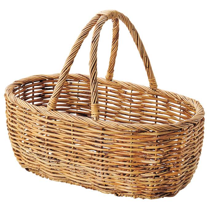 『 かご 』カゴ 籠 バスケット 店舗什器 ピクニックバスケット 小物入れ 小物収納 買い物かご 買い物カゴ お買いものかご かごバッグ カゴバッグ 籠バッグ 収納かご 収納カゴ おしゃれ ナチュラル シンプル かわいい 可愛い 北欧 アラログ