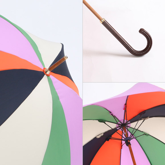 【 大人のための、大人の雨傘 】 雨傘 DiCesare Designs ディチェザレ デザイン 『 リズム ペンタ Rhythm PENTA 』 傘 レディース ブランド おしゃれ 長傘 日本製 お洒落 かわいい 60cm 50cm プレゼント グラスファイバー 軽量 軽い 丈夫 大きい ギフト 新生活