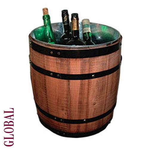 ワイン 『樽型ワインクーラー』 木製 ワイングッズ ワインクーラー グローバル GLOBAL wine 木箱 キャンティ 保存 ワイン樽 ワインバレル パーティ 試飲会 ショップ用 店舗用 業務用 日本製 ワインバー アルコール