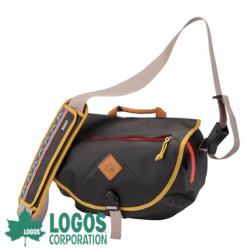 ショルダーバッグ ロゴス LOGOS 『 CADVEL SPLASH メッセンジャー』 防水バッグ マルチバッグ レジャーバッグ カバン バッグ かばん 鞄 メッセンジャーバッグ 斜め掛けバッグ 斜めがけバッグ 肩掛けバッグ アウトドア用品