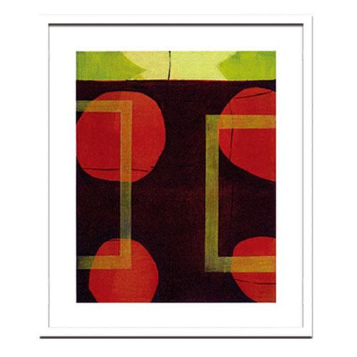 『アートフレーム Sybille Hassinger Unititled HAS917』 アートフレーム フレーム 壁飾り 額縁 壁掛けインテリア 壁掛けアート フレームアート ディスプレイフレーム インテリアフレーム 抽象画 絵画 Sybille Hassinger Unititled HAS917 おしゃれ 北欧 長方形