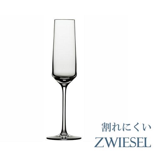正規品 SCHOTT ZWIESEL PURE ショット・ツヴィーゼル ピュア 『フルート シャンパン 6脚セット』 112415 シャンパングラス グローバル GLOBAL wine ワイン セット クリスタル ドンペリ glass 父の日
