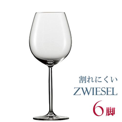 正規品 SCHOTT ZWIESEL DIVA ショット・ツヴィーゼル ディーヴァ 『ウォーター ワイン 6脚セット』ワイングラス セット 赤 白 白ワイン用 赤ワイン用 割れにくい ギフト 種類 ドイツ 海外ブランド 父の日