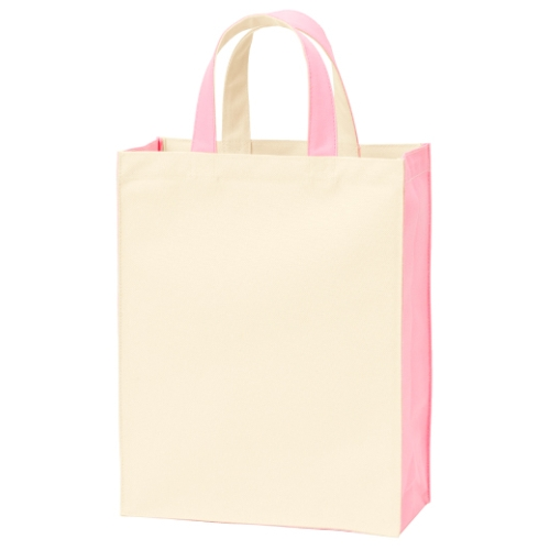 名入れ ユーティリティバッグ(M) ピンク