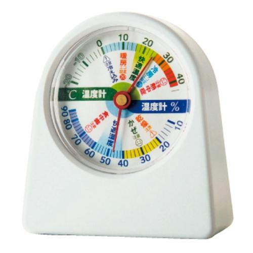 名入れ 生活チェック温湿度計