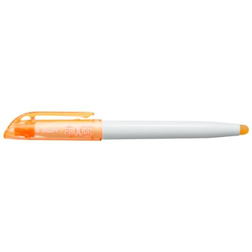 名入れ蛍光ペン パイロット フリクションライト オレンジ