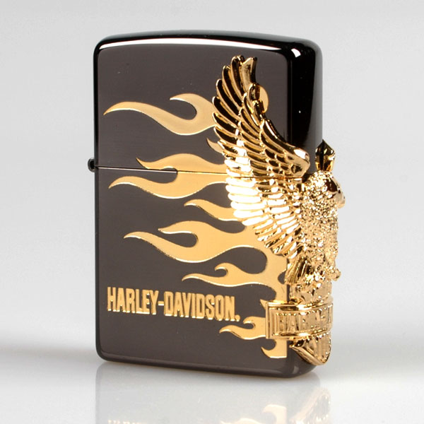 【y送料無料】zippo HARLEY サイドメタル HDP-01 ジッポー ハーレー シリーズ ジッポーライター【新品・正規品】 【】