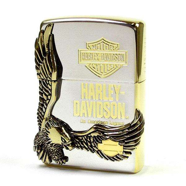 【y送料無料】zippo HARLEY Limited Edition HDP-17 ジッポー ハーレー シリーズ ジッポーライター【新品・正規品】 【】