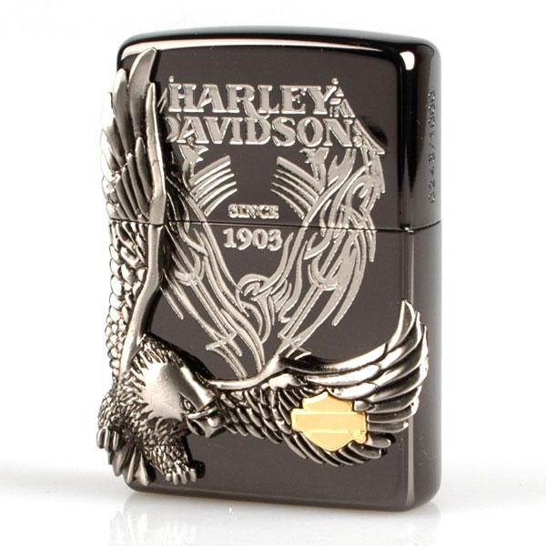 【y送料無料】zippo HARLEY Limited Edition HDP-18 ジッポー ハーレー シリーズ ジッポーライター【新品・正規品】 【】