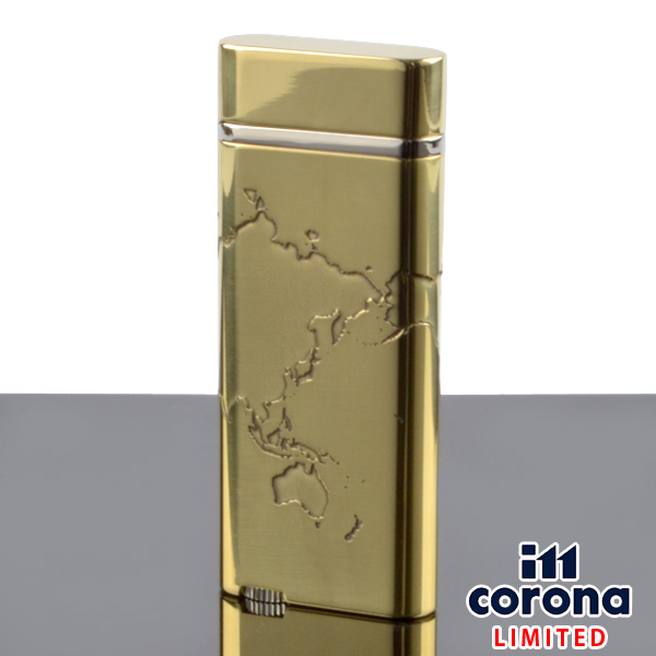 im coronaイムコロナ ライター    2013年限定 シリアルナンバー入り cn-7032BRイブシ