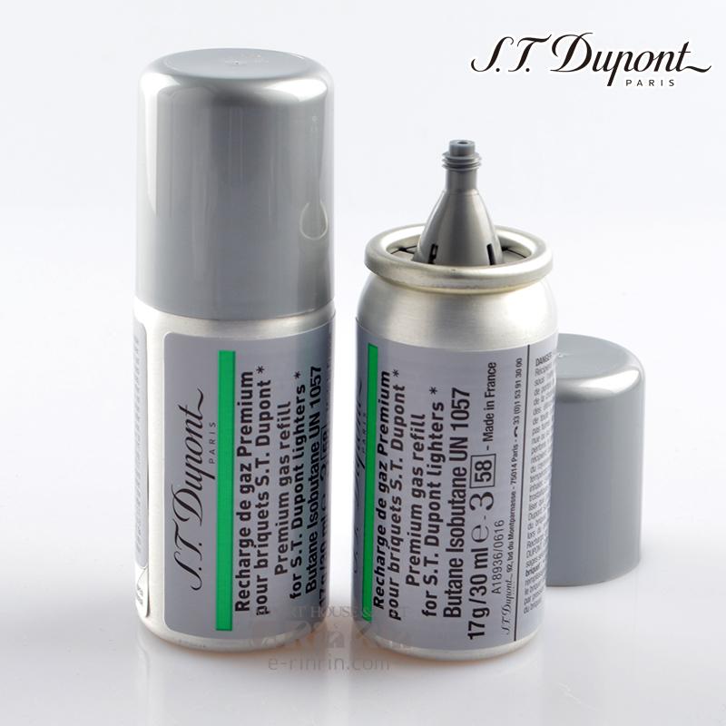 デュポンガス ガスレフィル2本セット st-gas-433 緑ラベル 000433[Dupont] デュポンライター ブランド ライター ライターガス【新品・正規品・送料無料】 ギフト 【】