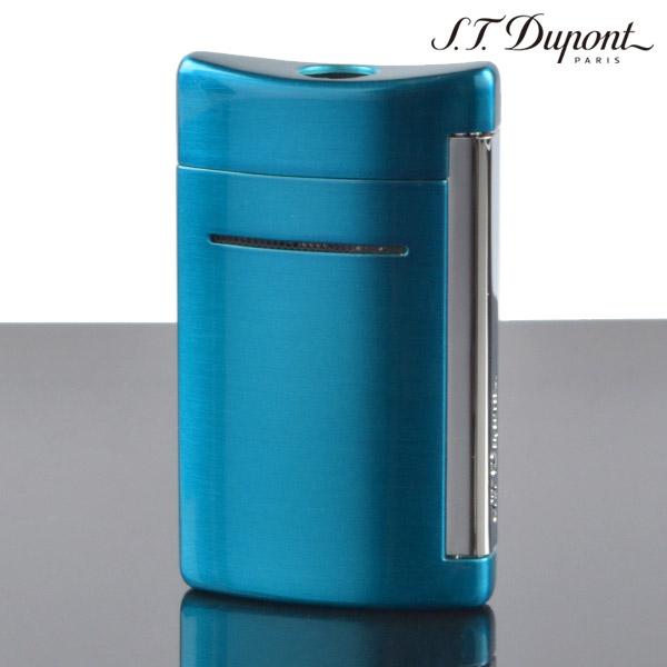 【送料無料】デュポン 10052 ミニ・ジェット(X・tend mini) Minijet メタリックブルー ラッカー フィニッシュ デュポンライター (Dupont) ターボライター 【新品・正規品】 【】