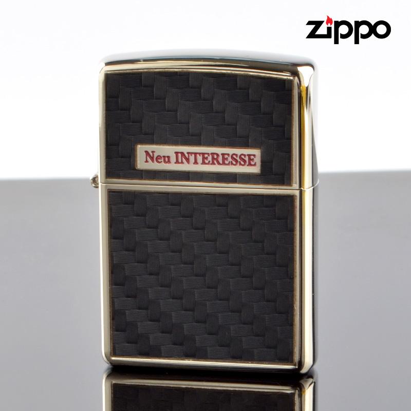 FCZP Zippo ジッポライター 12ni0005 Neu INTERESSE ZP 200BK-01 【新品・正規品・送料無料】 ギフト 【】