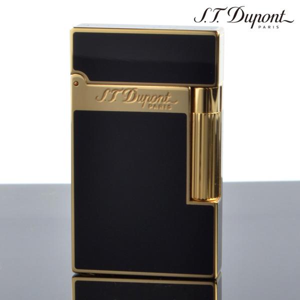 【送料無料】デュポン ライン2 LIGNE2 16884 モンパルナス イエローゴールド(ガス1本・フリント1シート特典付) デュポンライター[Dupont] ブランド ライター フリントライター【新品・正規品】 【】