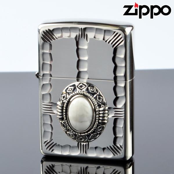 【f送料無料】Zippo ジッポライター nm2-wb NM2-WB ホワイトバッファロー 【新品・正規品】 【】