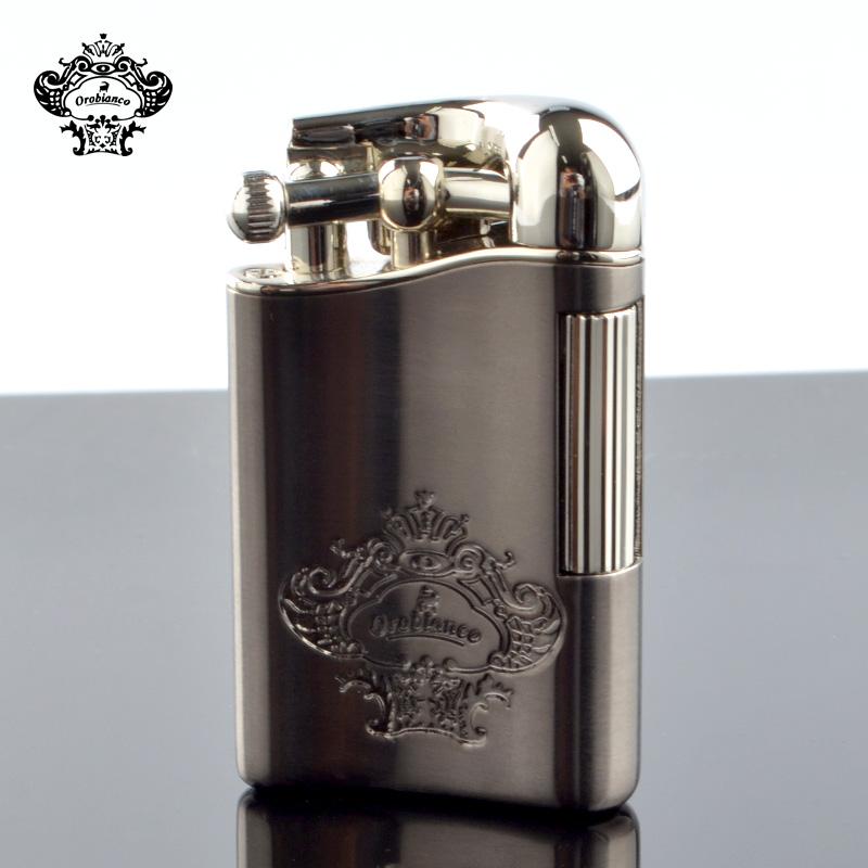オロビアンコ ORL-10GM ガスライター ガンメタル 【新品・正規品・送料無料】 ギフト 【】