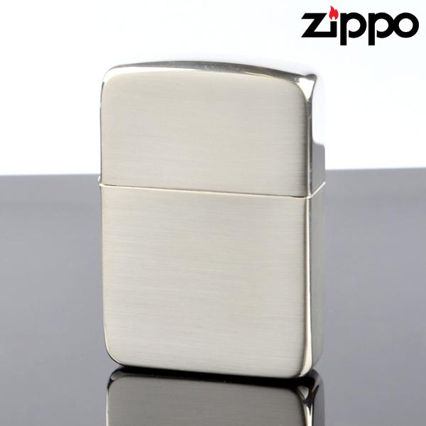 Zippo ジッポライター zp105066 塊 1941サテーナ 超越銀メッキ 【新品・正規品・送料無料】 ギフト 【】