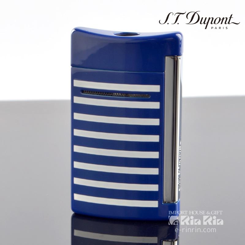 デュポン 10105【】 ミニ・ジェット(X・tend mini) Minijet ブルーラッカー mini) ボーダーコレクション ブルーラッカー ホワイトストライプ デュポンライター (Dupont) ターボライター【新品・正規品・送料無料】新生活 ギフト【】, Wine&Cigar リカープラザ大越酒店:563f0e18 --- sunward.msk.ru
