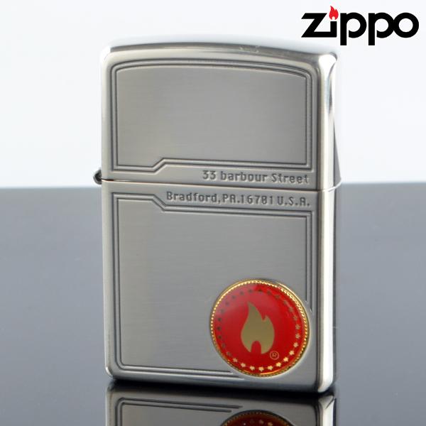 【f送料無料】fukashiro ZIPPO ジッポライター 1201s510 FCZP ファイヤーフレームメタルSV【新品・正規品】 【】