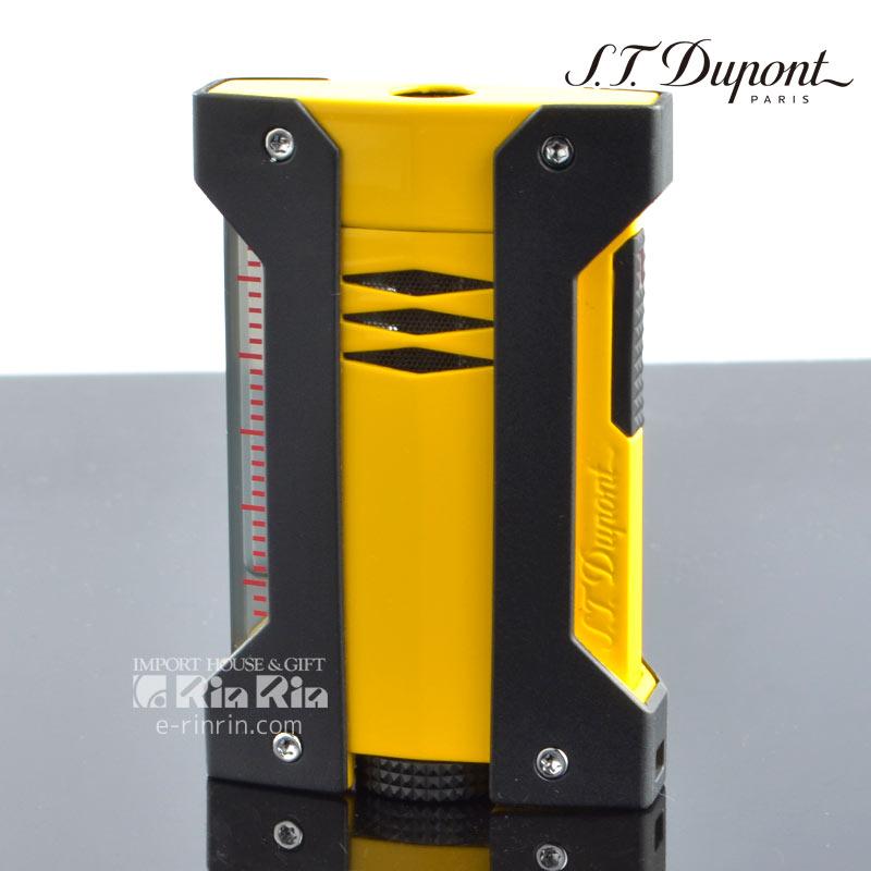 【送料無料】デュポン デフィ エクストリーム 21405 イエロー ブラック DEFI EXTREME デュポンライター (Dupont) ターボライター 【新品・正規品】 【】