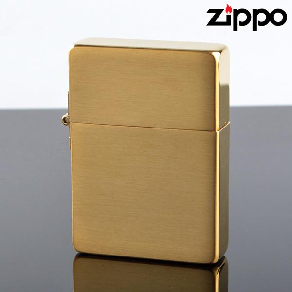 Zippo ジッポライター zp24725 1935レプリカ ブラスサテーナ オイルライター 【新品・正規品・送料無料】 ギフト 【】