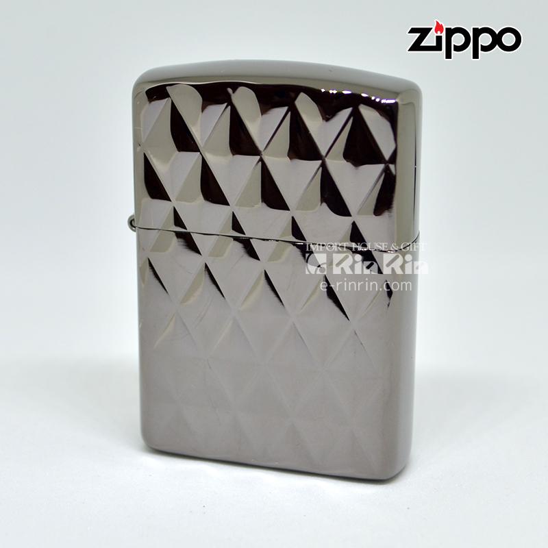 【f送料無料】ZIPPO 1201s210 アーマーキルティングBK
